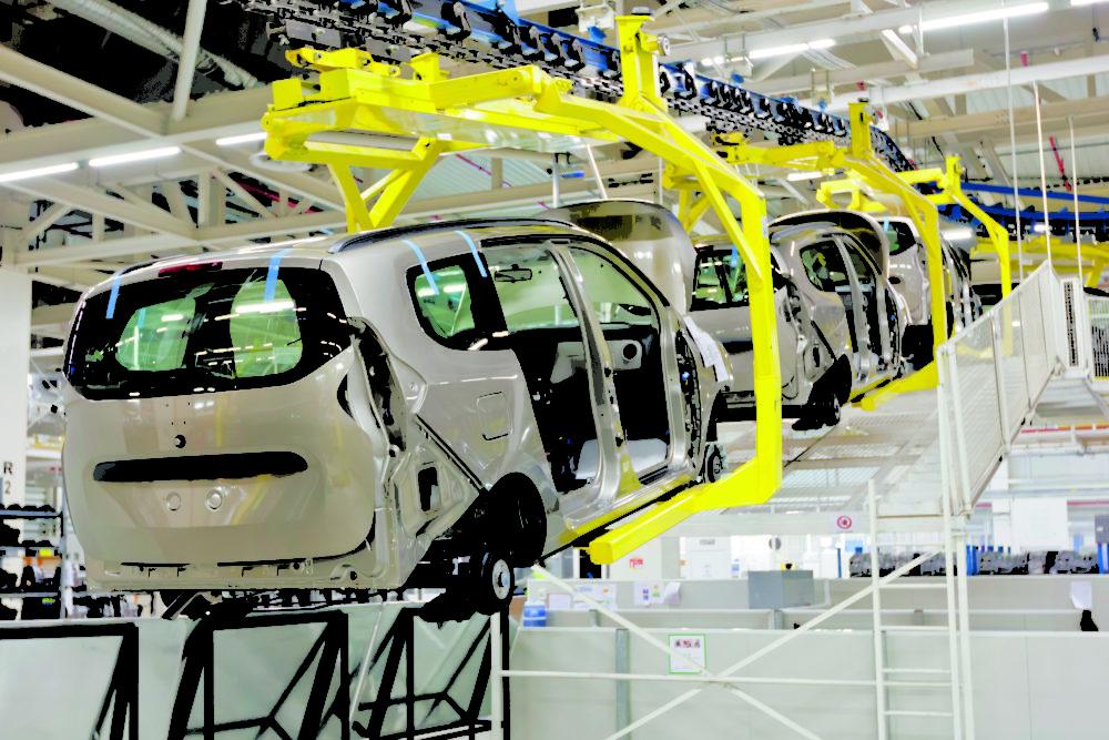 AHSS: steel for automotive application