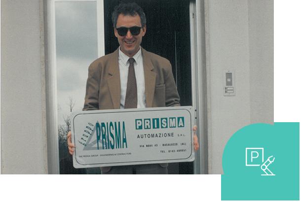 PRISMA Impianti, automazione, impiantistica, ingegneria, Basaluzzo (AL), Italy