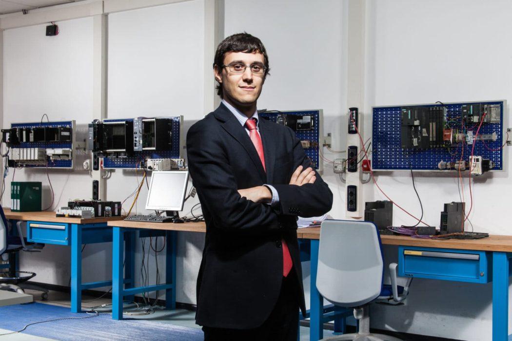 PRISMA Impianti CEO Manuel Alfonso