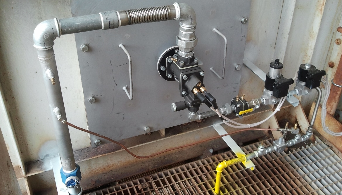 Combustion system upgrade for Pyrolysis furnaces