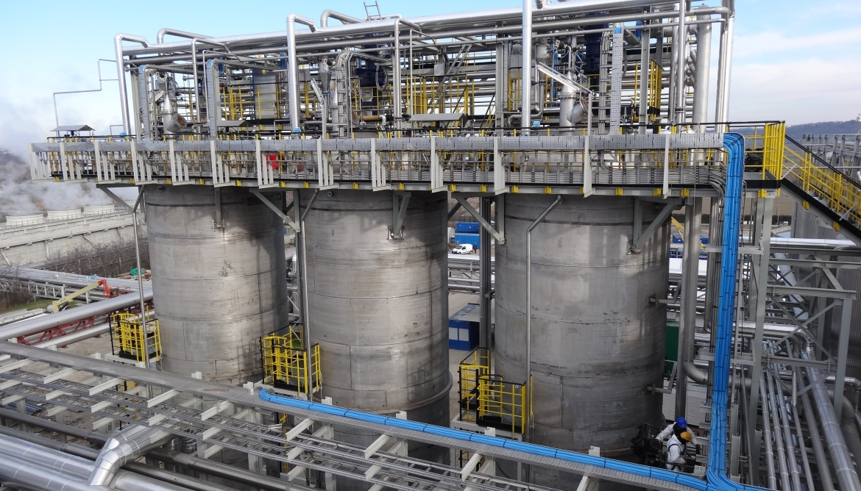 Nuovo impianto di produzione EPC
