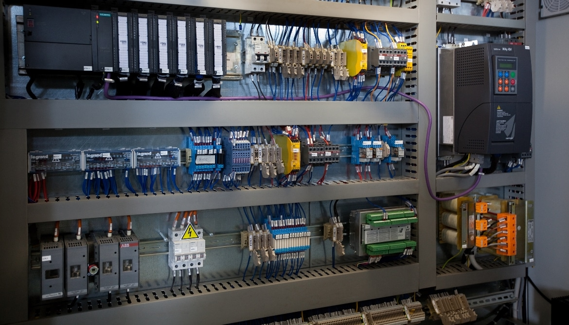 Control Soft Panels - UL/CSA Marking certified control panels
