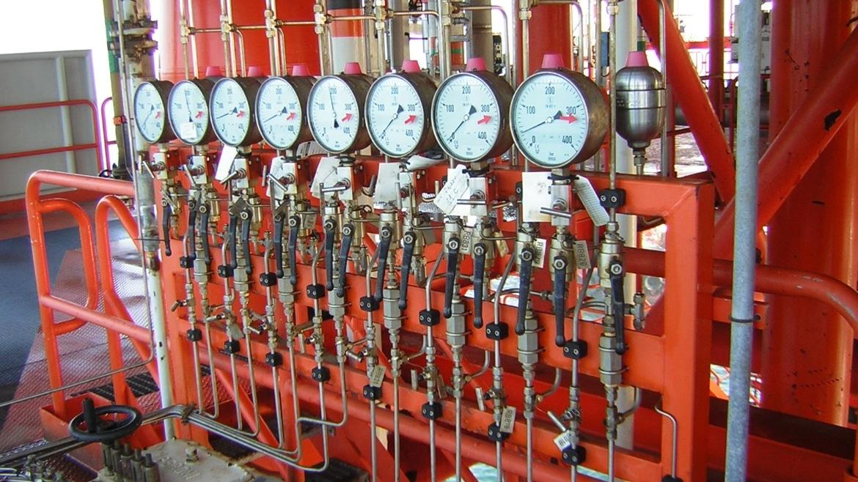 Oil & Gas Skids management system