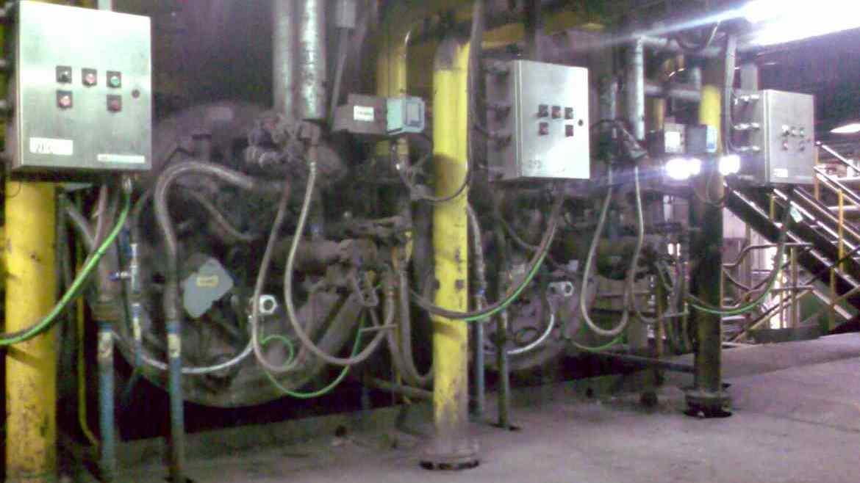 Burner Management System - Gas Power Plant