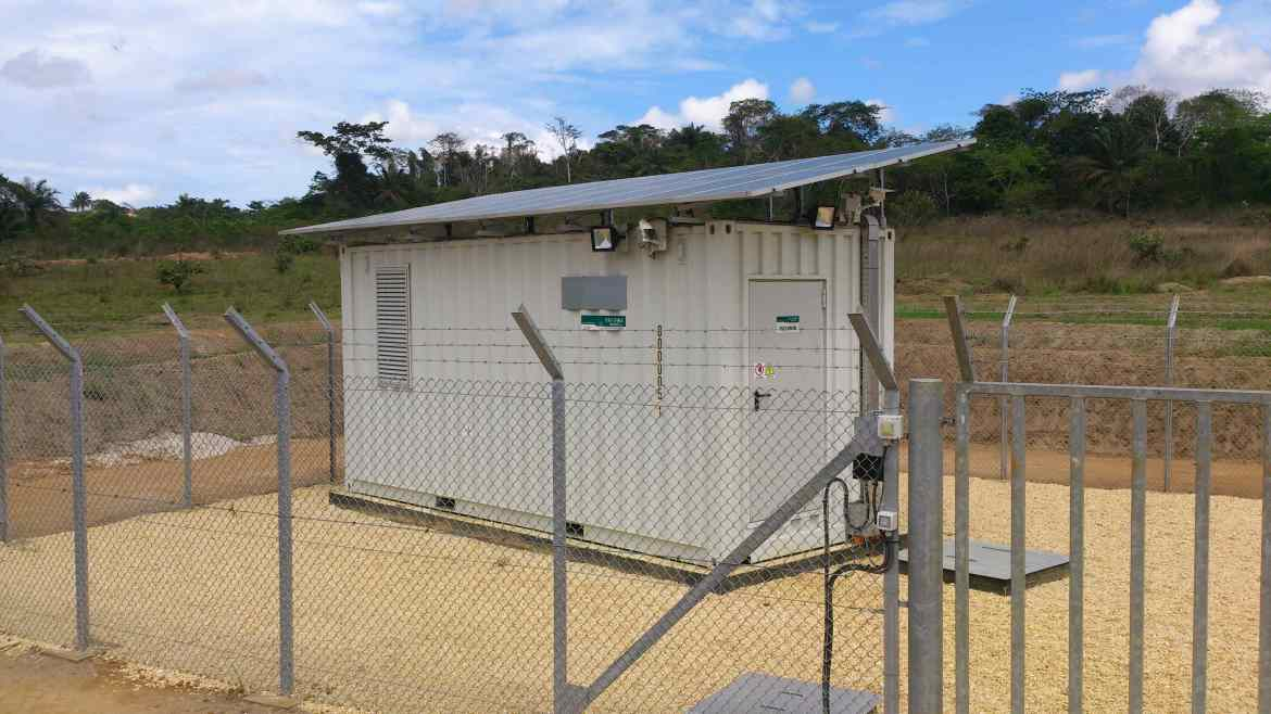 Remote Terminal Units for oil pipeline