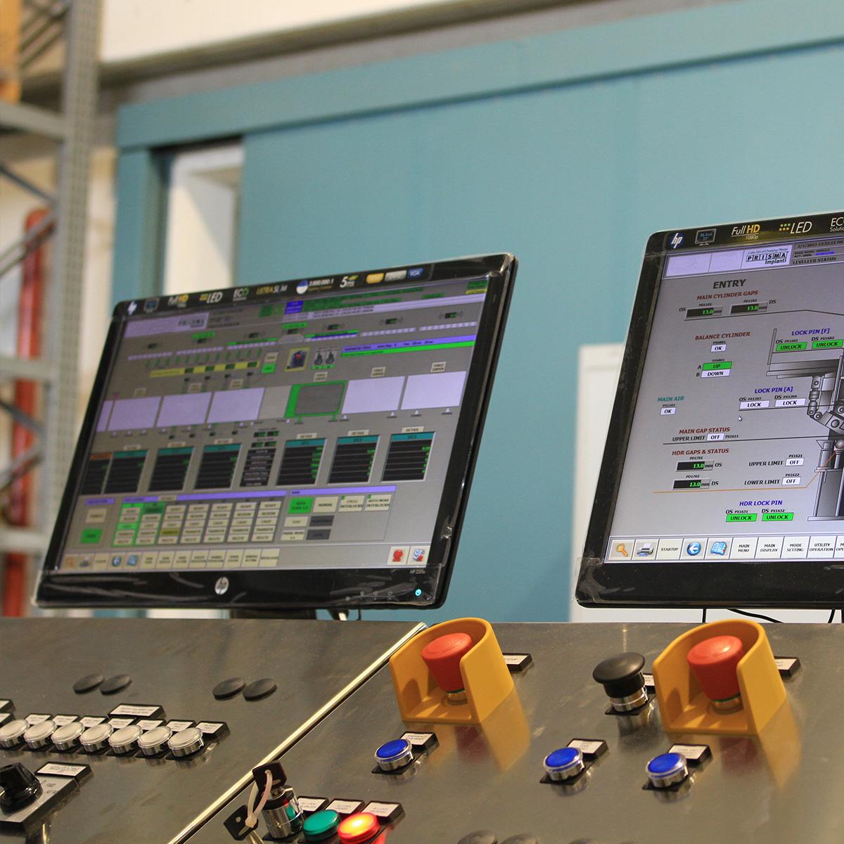 Productivity, Solutions, PRISMA Impianti, automazione, impiantistica, ingegneria