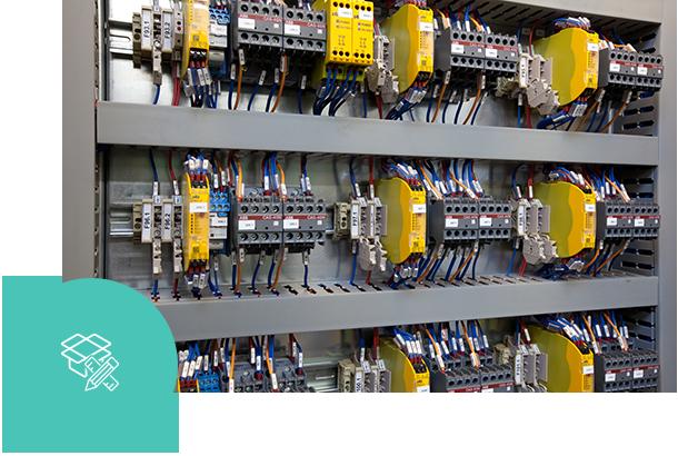 Electrical Control Packages, PRISMA Impianti, automazione, impiantistica, ingegneria