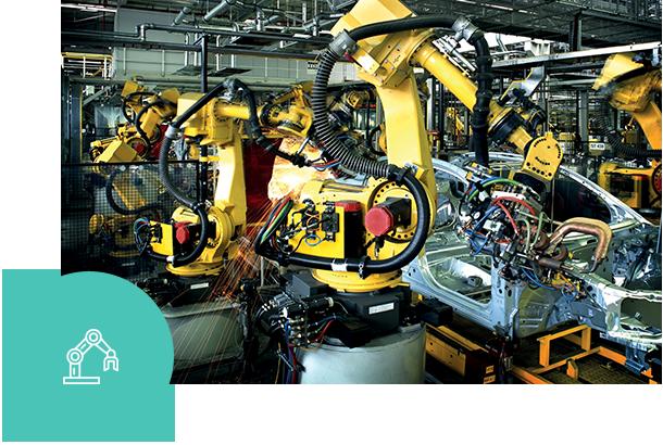 Packages, Robotics, PRISMA Impianti, automazione, impiantistica, ingegneria