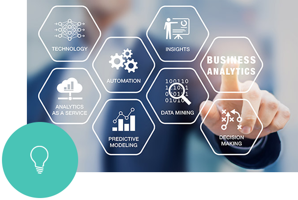 Business Intelligence, Smart Analytics, PRISMA Impianti, automazione, impiantistica, ingegneria